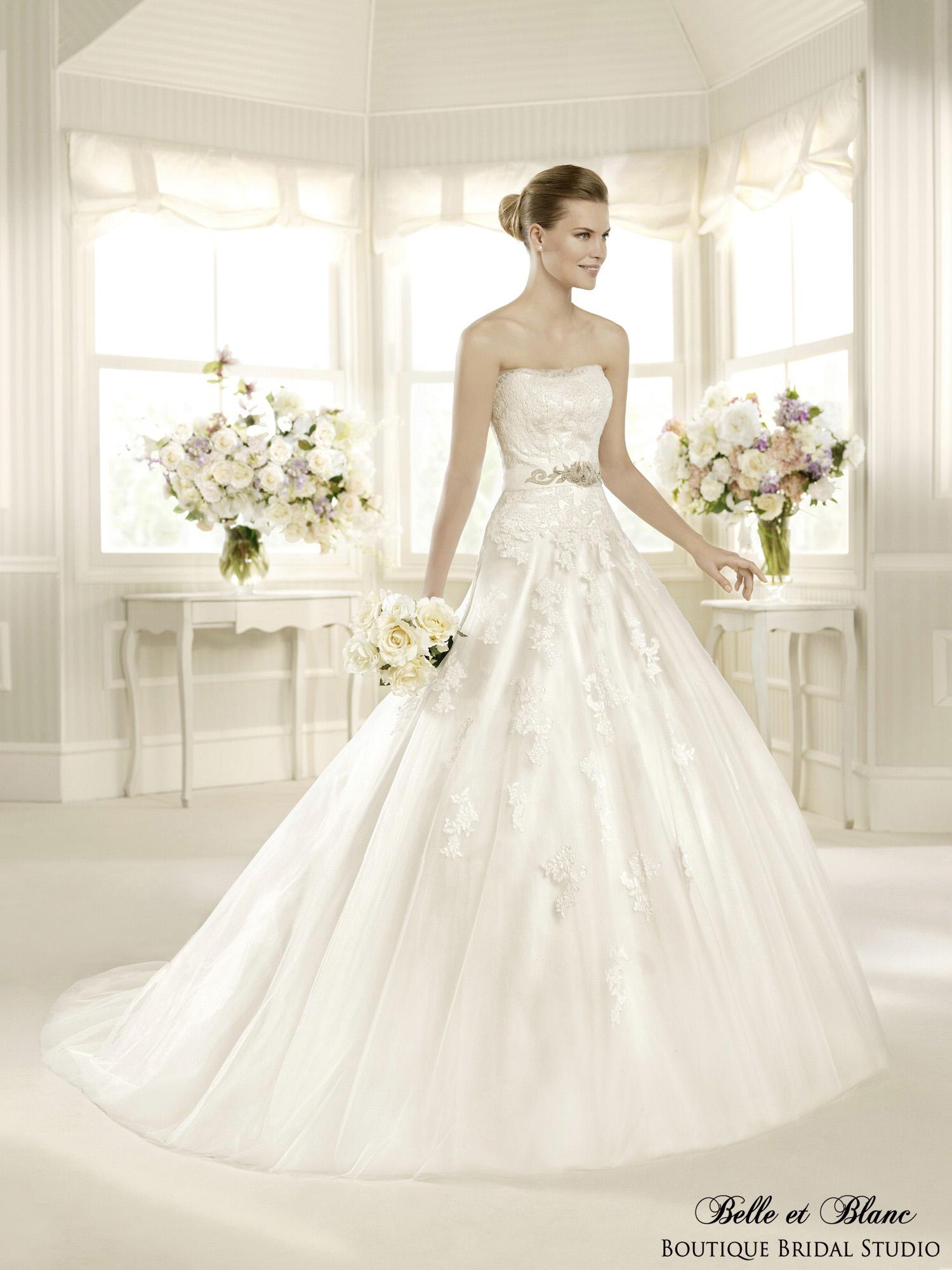 ddb7a8dbf67b7 Miranda Wedding Dress Melbourne Ball Gown
