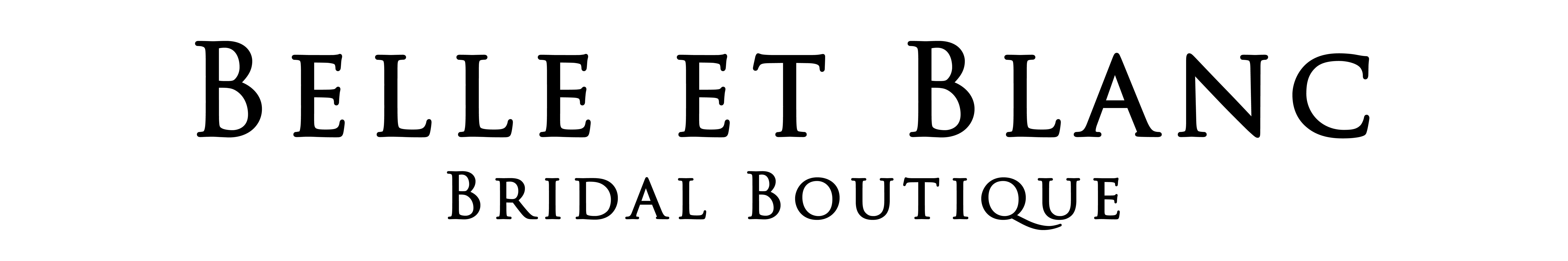 Belle et Blanc Bridal Boutique Melbourne