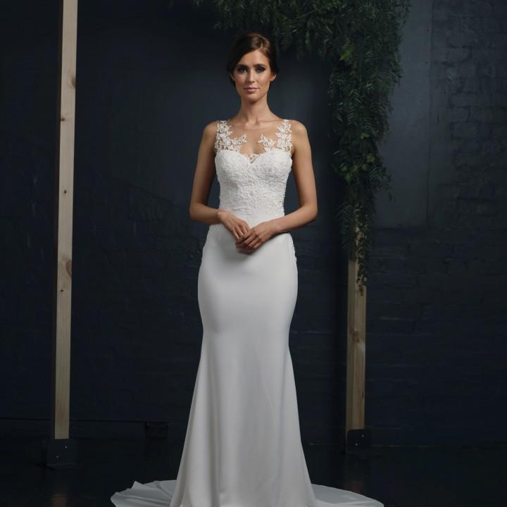 Unique Wedding Dresses Scotland: Sheath Wedding Dresses & Gowns