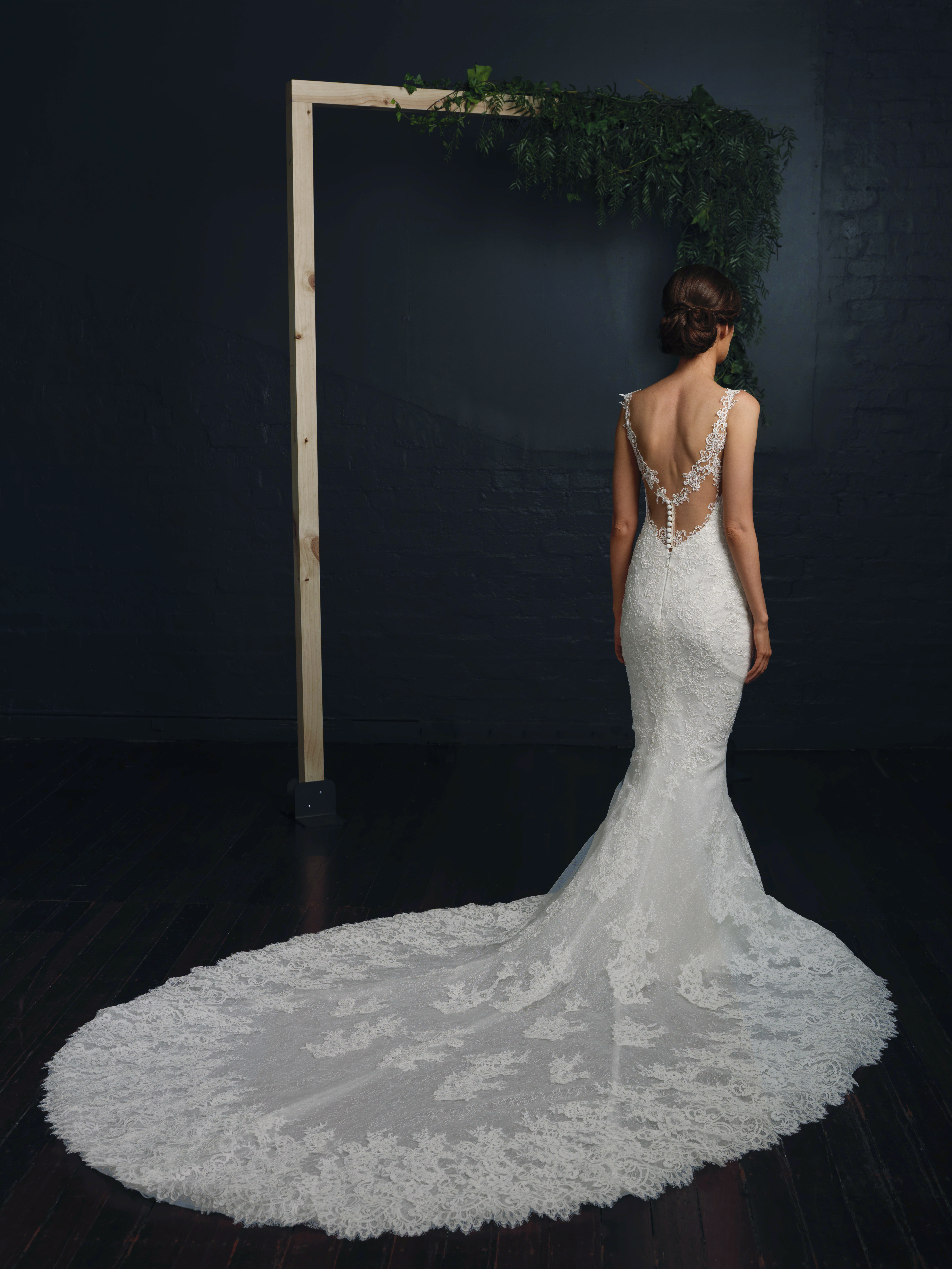 Lucia bridal fit flare gown gallery for Wedding dresses under 3000 melbourne