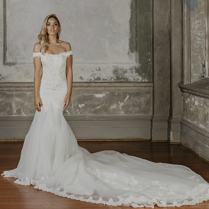 Wedding Gowns Melbourne: Briana Mermaid Gown Bridal Gallery