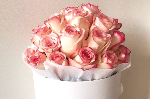 5 unique ways of featuring roses on your special day