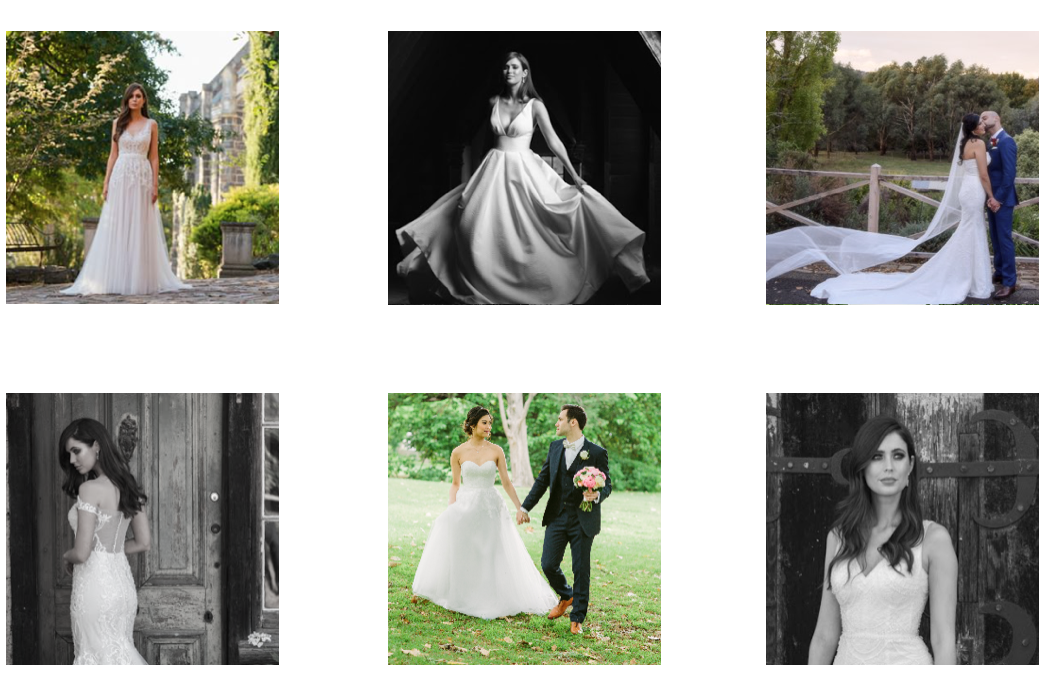 Best Wedding Dresses Shop Melbourne Bridal Gowns Brunswick Sydney