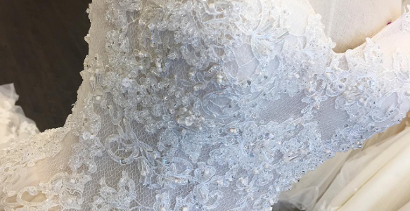 Beaded Bodice Wedding Dresses Brunswick