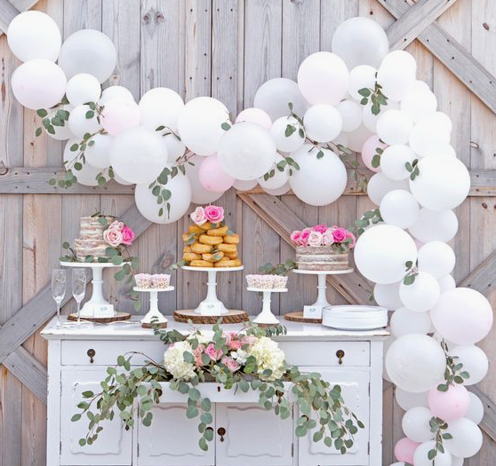 bbe42d827096 Showered with Love  Our Favourite Bridal Shower Themes