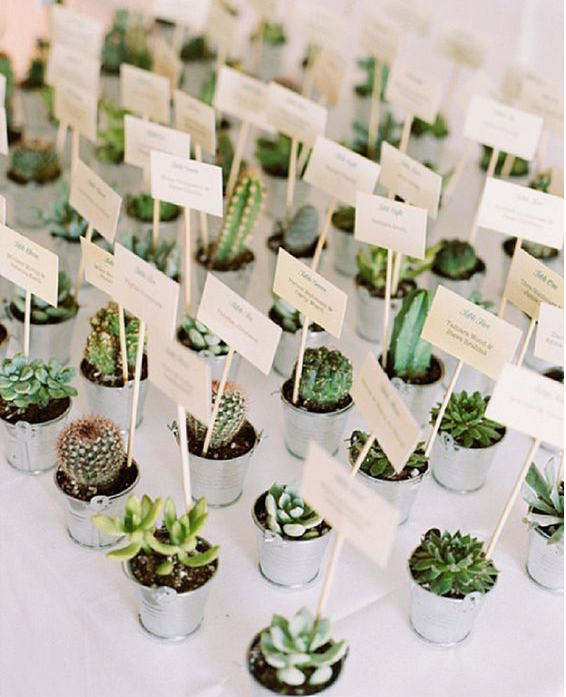 Unique Ideas For Wedding Favours