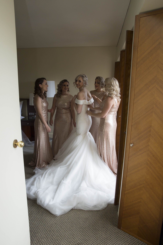 dce6bc7b28d7b Belle et Blanc Bridal Sydney Rd is a premier Wedding Dress Shop Melbourne.  Jade wore the 'Beverly' purchased from Wedding Dress Shop Melbourne.