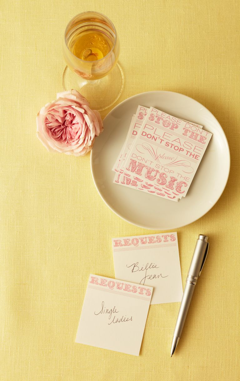 Little things that will WOW your wedding guests
